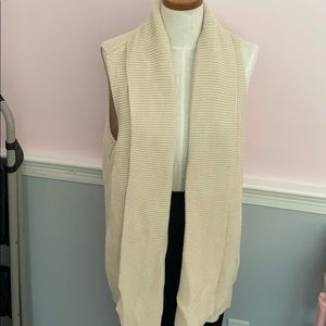 Gap sweater vest/ cardigan